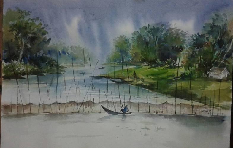 A Rainy Afternoon June 22 2015 Shekhar De